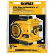 Набор для врезания замков Bi-metal  D180004  DEWALT